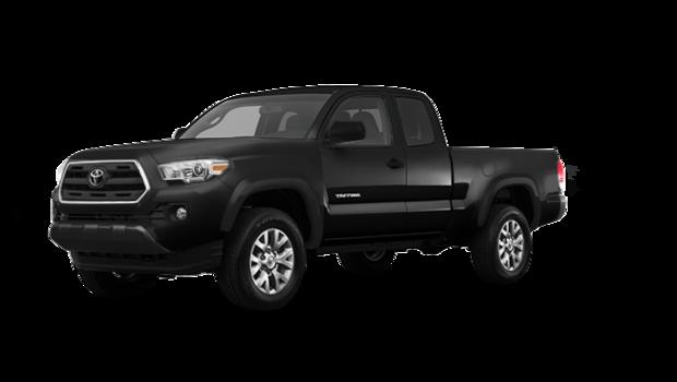2017 Toyota Tacoma 4X4 ACCESS V6 SR5