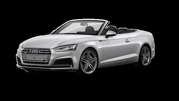 2018 Audi A5 Cabriolet TECHNIK