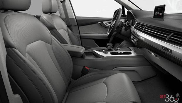 Rock Grey Ventilated Seats Luxury Package (UW-PPH)