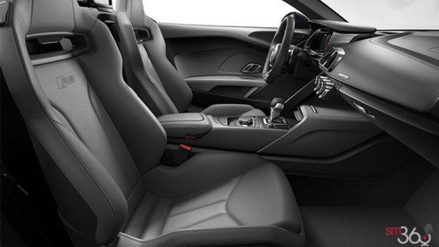Rotor Grey/Silver Stittching Nappa Leather
