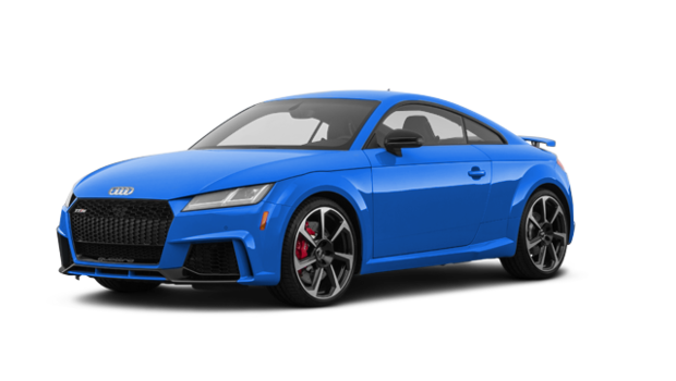 2018 Audi TT RS Coupé BASE