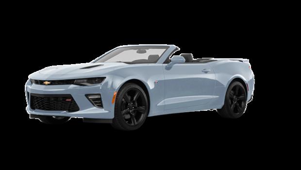 2018 Chevrolet Camaro convertible 1SS