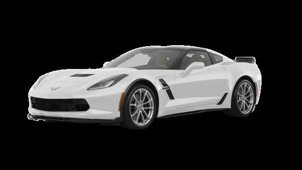 2018 Chevrolet Corvette Coupe Grand Sport 2LT