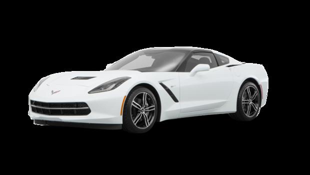 2018 Chevrolet Corvette Coupe Stingray 3LT