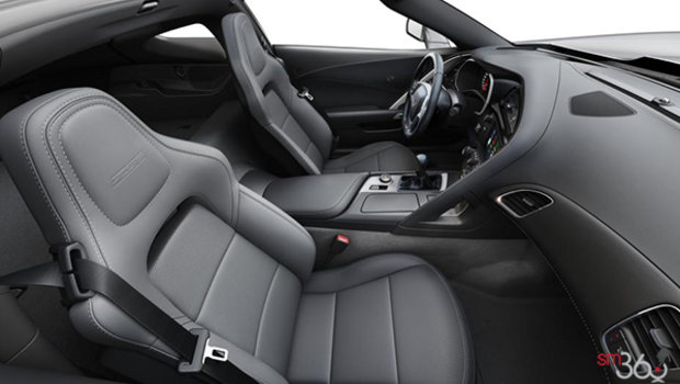Grey GT buckets Perforated Mulan leather seating surfaces (141-AQ9)
