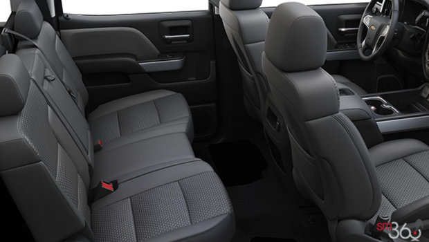 Dark Ash/Jet Black Bucket seats Cloth (A95-H2S)