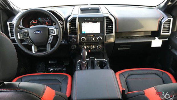 Black Sport Special Edition Leather Buckets Seats (LB)