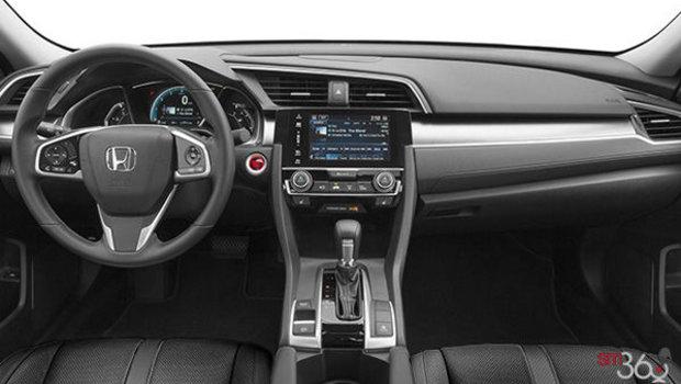 Discover Extended Warranty >> 2018 Honda Civic Sedan TOURING - Starting at $29445.0 | Team Honda in Milton