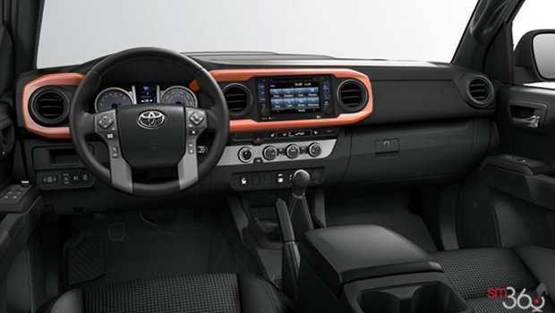 2018 Tacoma Colors >> 2018 Toyota Tacoma 4X4 DOUBLE CAB V6 6M SB for sale in Laval | Vimont Toyota