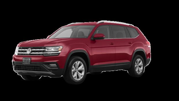 2018 Volkswagen Atlas COMFORTLINE for sale in Calgary | Fifth Avenue Auto Haus Ltd.