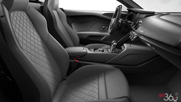 Rotor Grey/Rotor Grey Stitching Nappa Leather