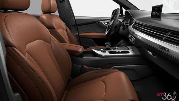 Cedar Brown Valcona leather