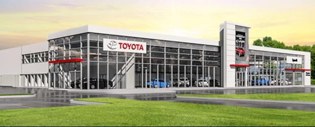 Spinelli Toyota Lachine déménage le 24 février