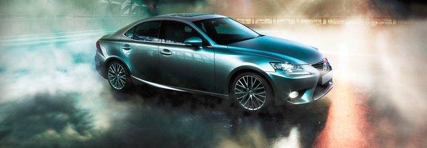 2015 Lexus IS – Sportier Personality