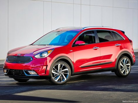 The 2017 Kia Niro: The Hybrid Car that Doesn't Compromise