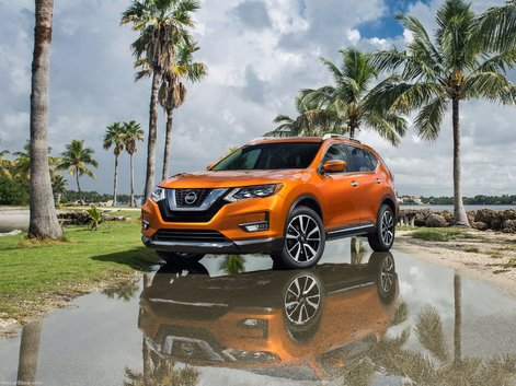 2017 Nissan Rogue : The Compact SUV that Sets the Bar