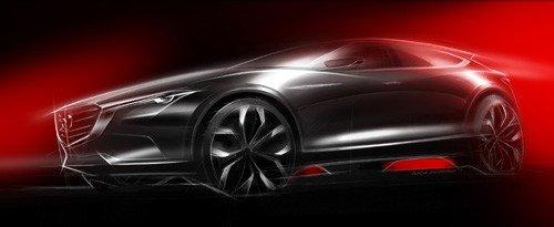 Mazda unveils the Koeru concept in Frankfurt