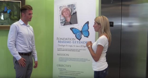 Vidéo - Fondation Maxime Letendre