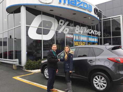 My first Mazda!