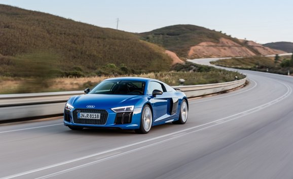 2017 Audi R8: GR8t is an Understatement