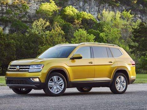 2018 Volkswagen Atlas vs. Honda Pilot vs. Nissan Pathfinder: A Driving Question