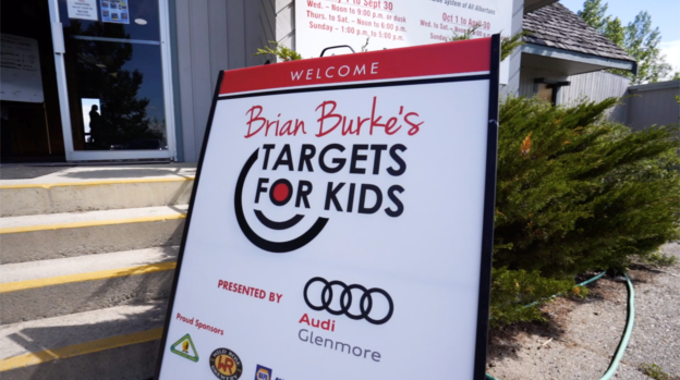 Fourth Annual Brian Burke's Targets for Kids