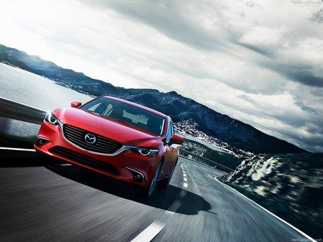 2016 Mazda6: Thrilling design