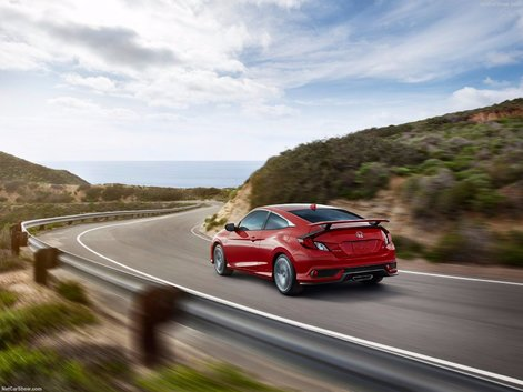 Introducing the New 2017 Honda Civic Si