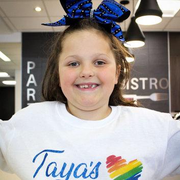 Small City Heroes: Taya of