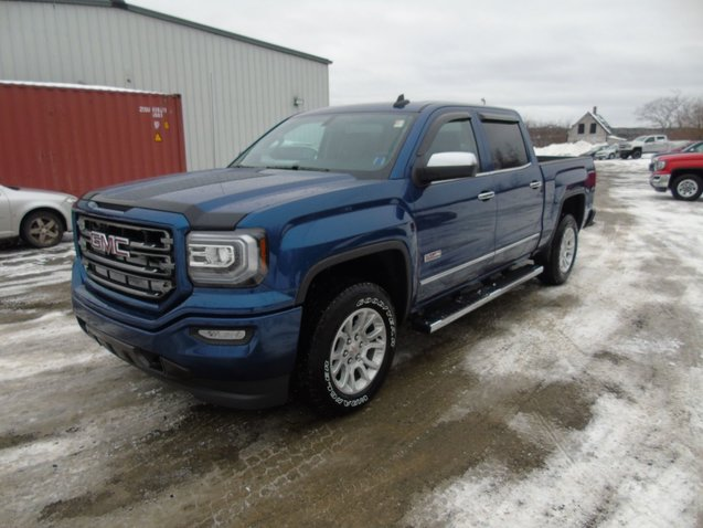 new 2016 gmc sierra 1500 sle 5 3l 8 cyl ecotec3 auto 4x4 shortbox crew cab for sale in. Black Bedroom Furniture Sets. Home Design Ideas
