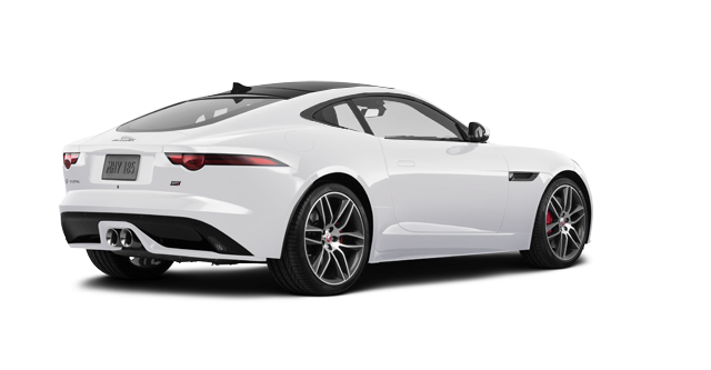 Jaguar F-Type CHECKERED FLAG COUPÉ 2020