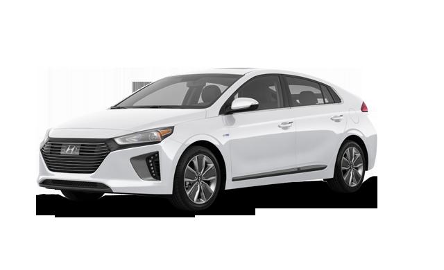 2017 Hyundai IONIQ LIMITED