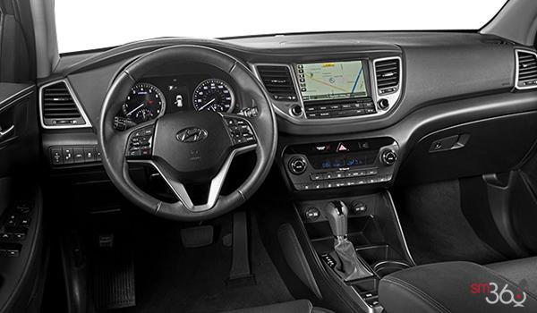 Hyundai Tucson 1.6T ULTIMATE AWD 2017