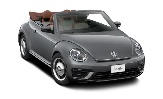 Volkswagen Beetle décapotable CLASSIC 2017 - 2