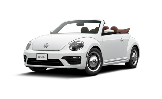 Volkswagen Beetle décapotable CLASSIC 2017