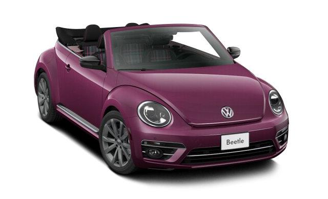 Volkswagen Beetle décapotable PINK EDITION 2017 - 2