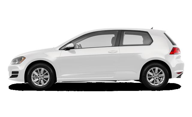 Volkswagen Golf 3 portes TRENDLINE 2017