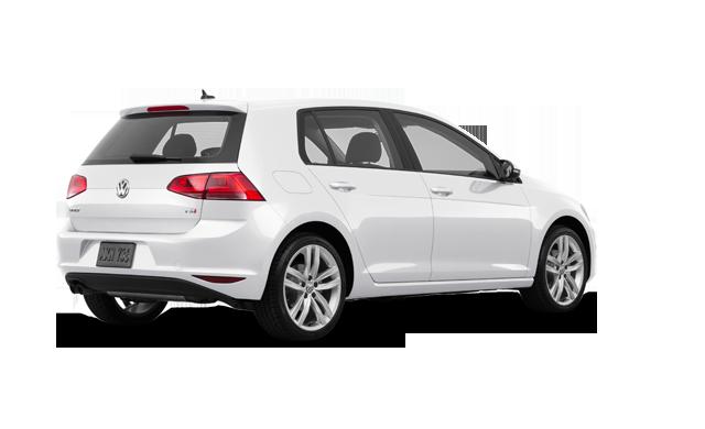 2017 Volkswagen Golf 5-door HIGHLINE