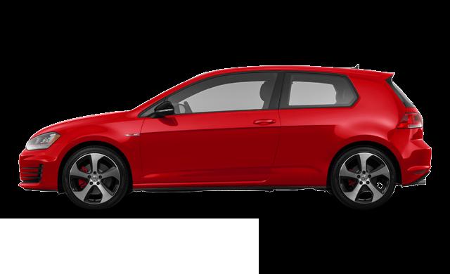 Volkswagen Golf GTI 3-door AUTOBAHN 2017