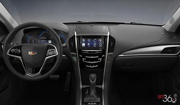 2018 Cadillac ATS Sedan PREMIUM LUXURY