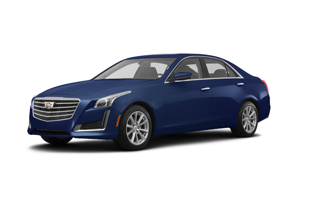 Cadillac CTS Berline TURBO LUXE 2018
