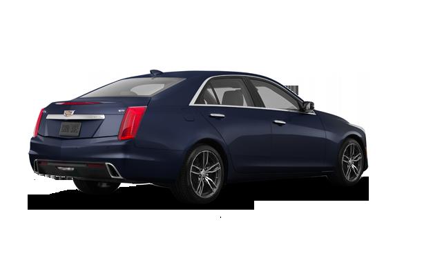 Cadillac CTS Berline TWIN TURBO V-SPORT PREMIUM 2018