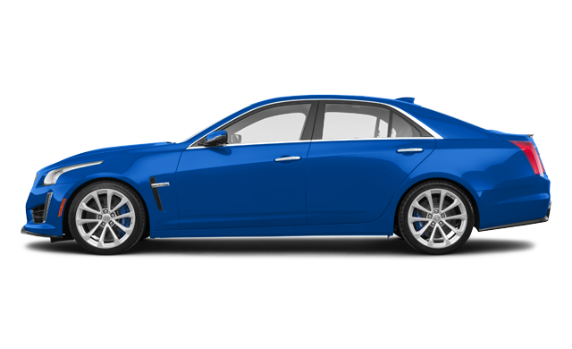 Cadillac CTS-V Sedan BASE CTS-V 2018