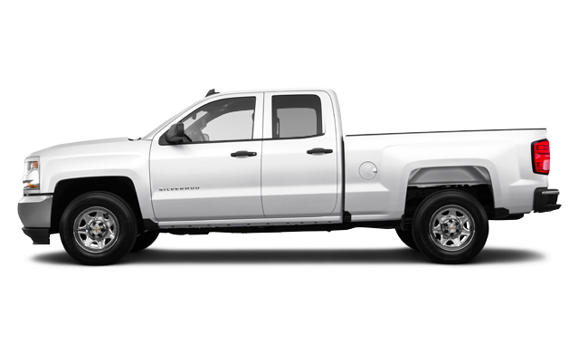Chevrolet Silverado 1500 LD LS 2018