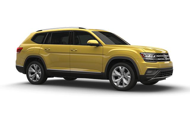 Volkswagen Atlas TRENDLINE 2018 - 1