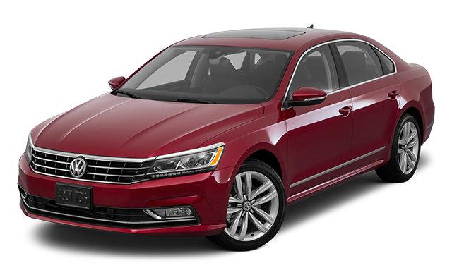 Volkswagen Passat HIGHLINE 2018 - 2