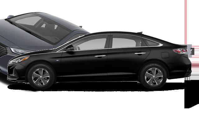2018 Hyundai Sonata Hybrid GL