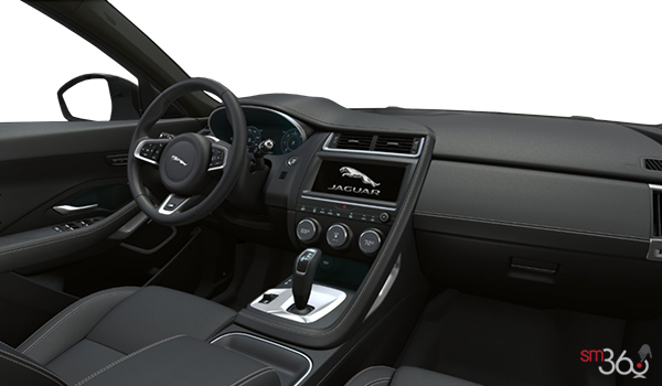2018 Jaguar E-Pace R-Dynamic HSE