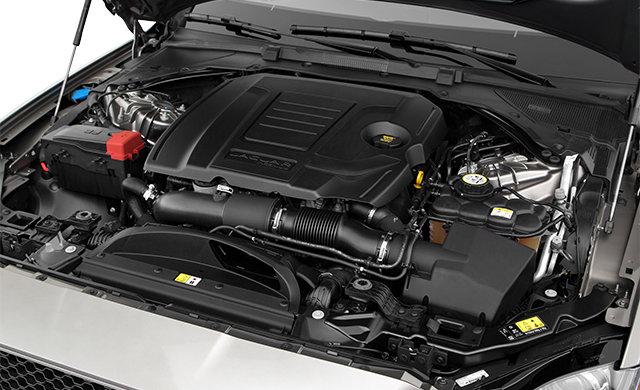 Jaguar XF PREMIUM 2018 - 4