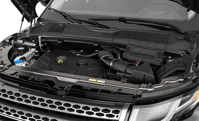 Land Rover Range Rover Evoque HSE 2018 - 2